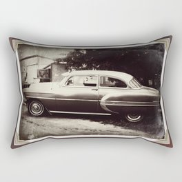 Vintage Classic Bel Air Rectangular Pillow