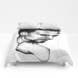 Tom Hiddleston Comforters