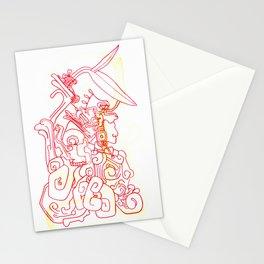 El La Niebla Stationery Cards