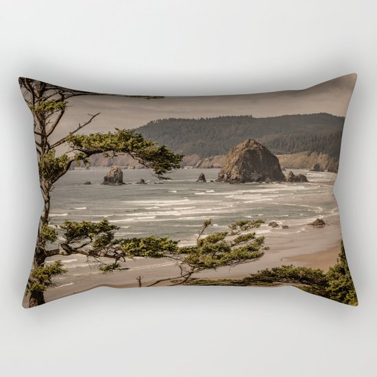 Pacific Summer Rectangular Pillow