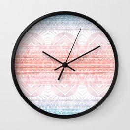 Surf Morning Wall Clock