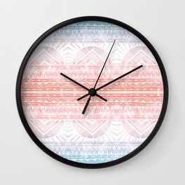 Surf Morning Wall Clock