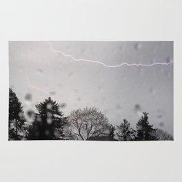Lightning Rug
