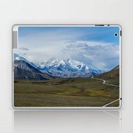Mount McKinley Denali National Park Alaska Laptop & iPad Skin