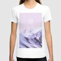 data T-shirts featuring Data Crystals by memoirnova