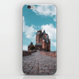 Burg Eltz Castle Germany Up in the Clouds iPhone Skin