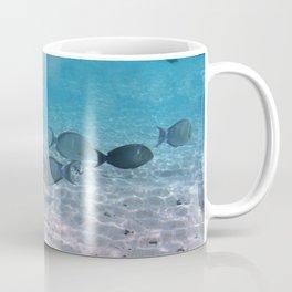 Tropical Maldives Snorkeling Fun Coral Fish In Turquoise Sea Coffee Mug