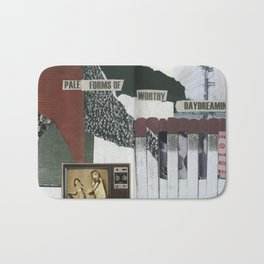 Why can't we stay?? Bath Mat