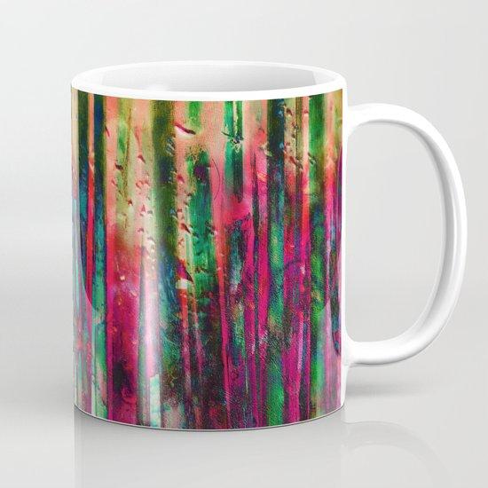 Colored Bamboo Mug