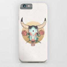cráneo de vaca iPhone 6s Slim Case