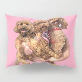 poodle party! Pillow Sham
