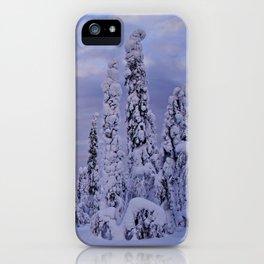 The Winter Wonderland iPhone Case