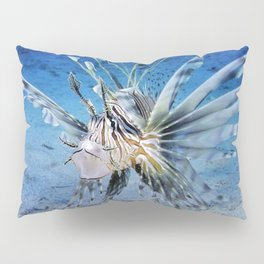 Common Lionfish Pillow Sham