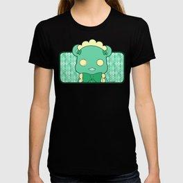 Monochromatic Kuma Lulu T-shirt