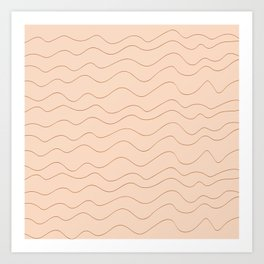 Coit Pattern 19 Art Print