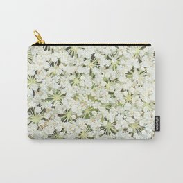 Queen Anne's Lace | Nadia Bonello Carry-All Pouch