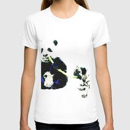 Pug and Panda T-shirt