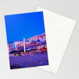 Peraia evening Stationery Cards