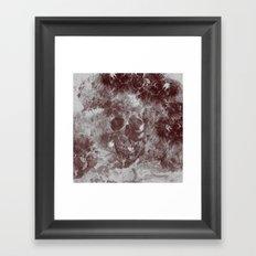 SKULL#03 Framed Art Print
