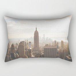 Empire State of Mind Rectangular Pillow