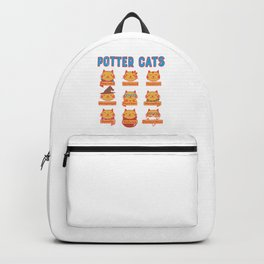 Harry Cats Backpack