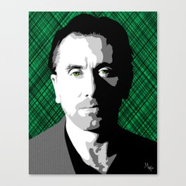 Tim Roth Canvas Print