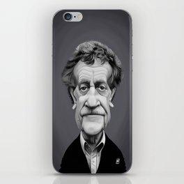 Kurt Vonnegut iPhone Skin