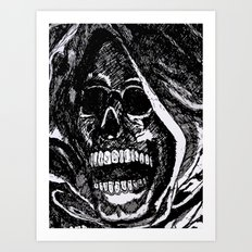 Alive #1 Art Print