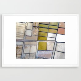 Salinas 3 Framed Art Print