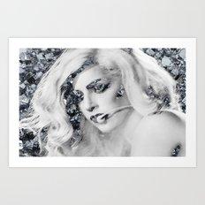 S-L-A-Y Art Print