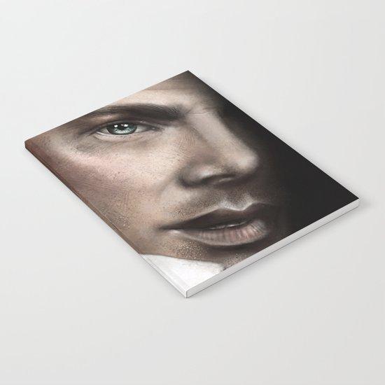 Benedict Painting Notebook