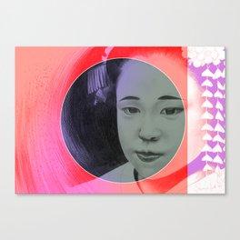 Mitsuko 02 Canvas Print