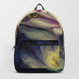 Water Lilies Backpack