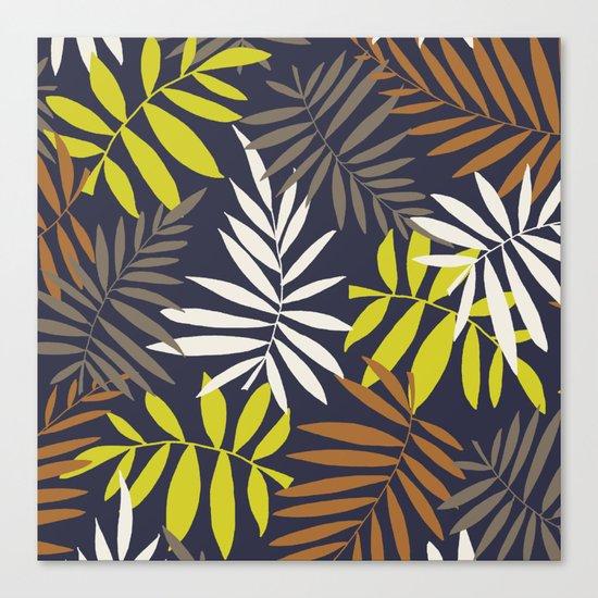 Tropical fell II Canvas Print