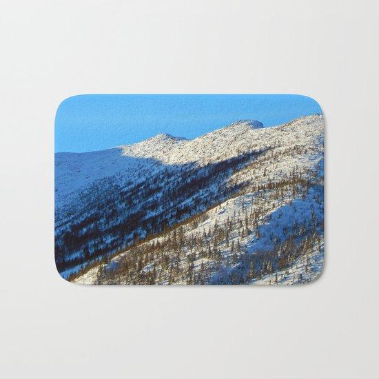 Mont Albert Peaks Bath Mat