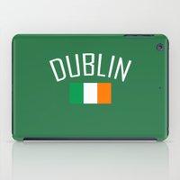 dublin iPad Cases featuring Dublin by Earl of Grey