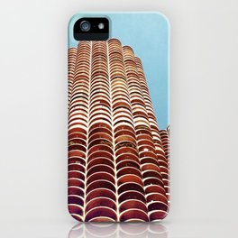Marina Towers iPhone Case