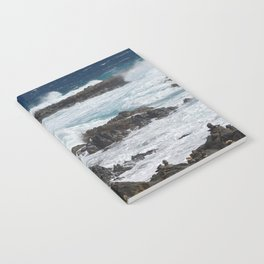 Caribbean wave Notebook