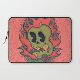 Cartoony Skull Laptop Sleeve