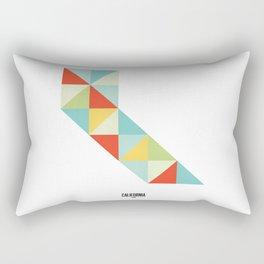 Geometric California Rectangular Pillow