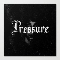 cabin pressure Canvas Prints featuring Pressure by Josh LaFayette