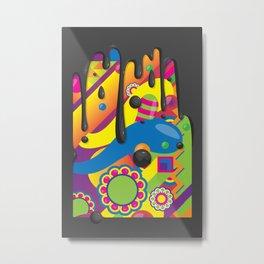 True Colors Metal Print