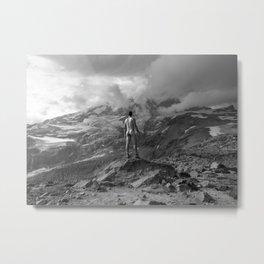Awesome Nature Metal Print