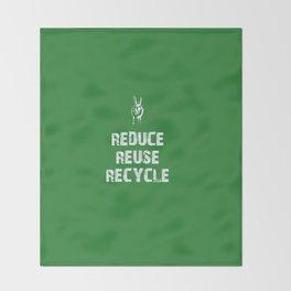Reduce... Throw Blanket
