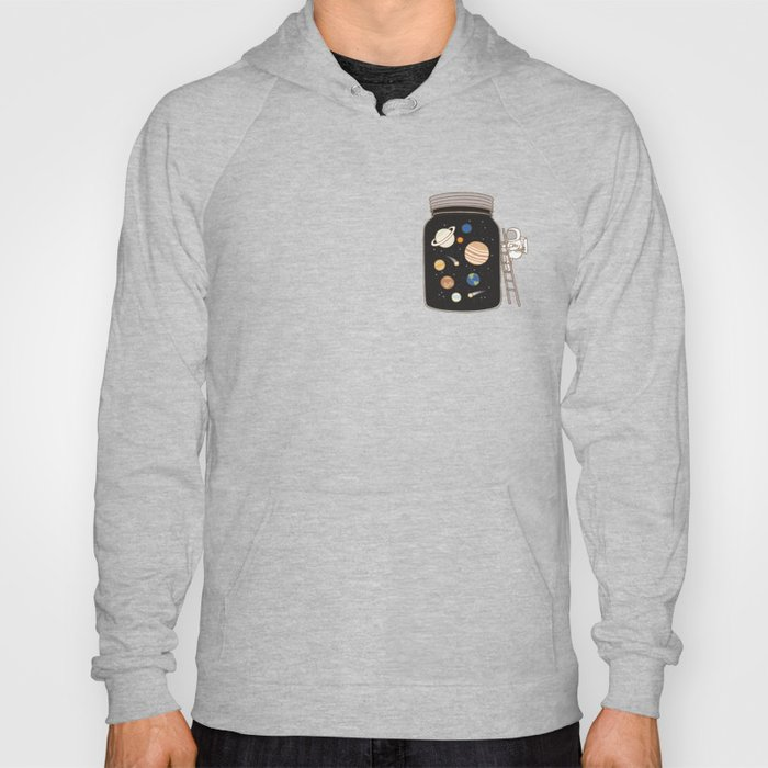 confined space Hoody