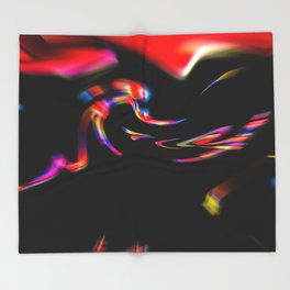 Abstract Perfection 39 Throw Blanket