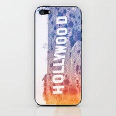 Hollywood iPhone & iPod Skin