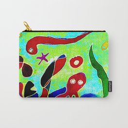 Primordial  Soup     by Kay Lipton Carry-All Pouch