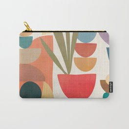 Modern Abstract Art 74 Carry-All Pouch