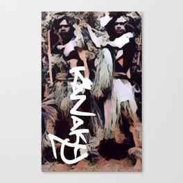 kanaky001 Canvas Print